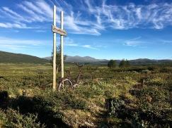 Norgefararleden är vacker att vandra.