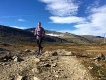 Traillöpning på fjället är en fantastisk upplevelse. Foto: Linnea Nilsson-Waara